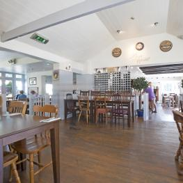 Red Lion - Chelwood - Dining