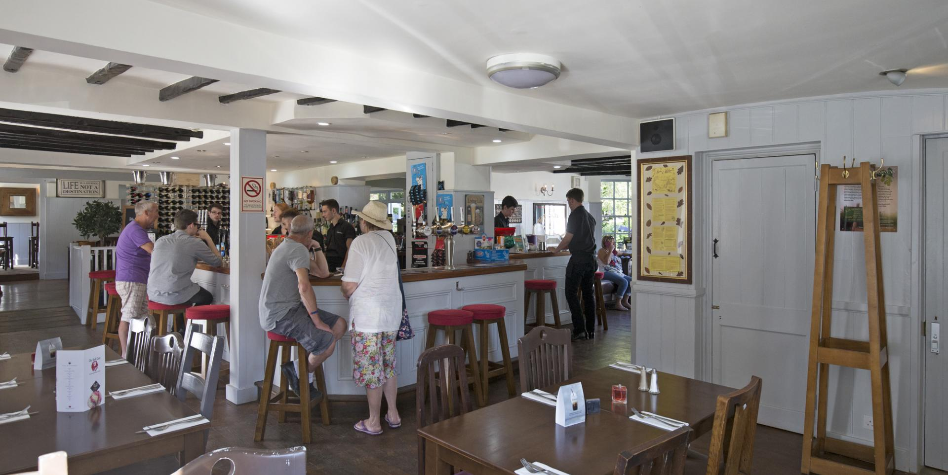 Red Lion - Chelwood - Interior